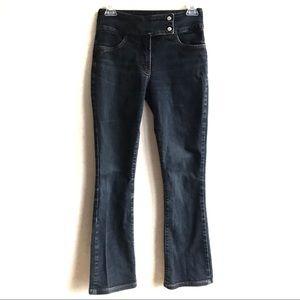 D&G High Rise Bootcut Flare Jeans Dolce & Gabbana